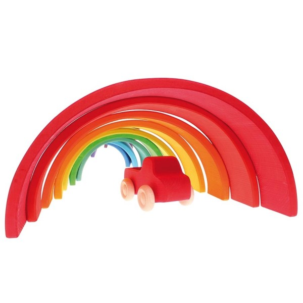 Regenbogen gross Grimms 12teilig