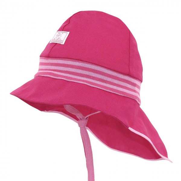 Feuerwehr Strickbund UV-20 mit Band pink