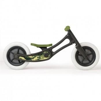 """Sticker """"Camo"""" für Wishbone recycled black Bikes"""
