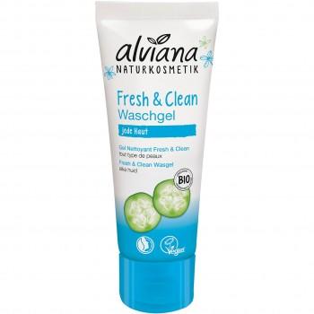 Naturkosmetik Fresh & Clean Waschgel (125ml)