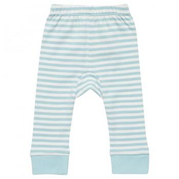 Baby Leggings leicht hellblau