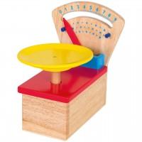 Küchenwaage für die Kinderküche oder Kaufladen