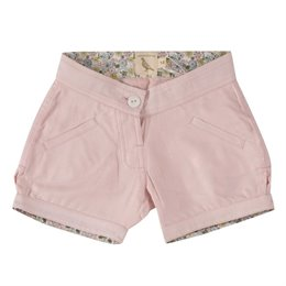 Robuste Shorts Mädchen rosa