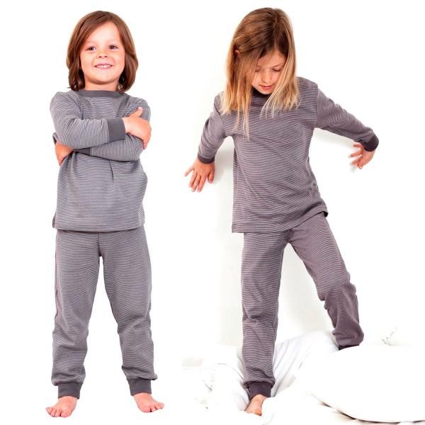 Schlafanzug BIO - weich & warm