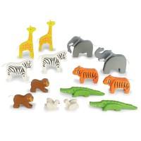 Vorschau: XXL Arche Noah zum Spielen mit 14 Holztieren