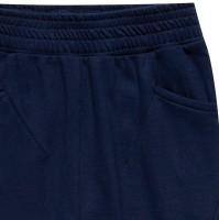 Vorschau: Warme elegante Sweathose mit soften Bündchen - neutral