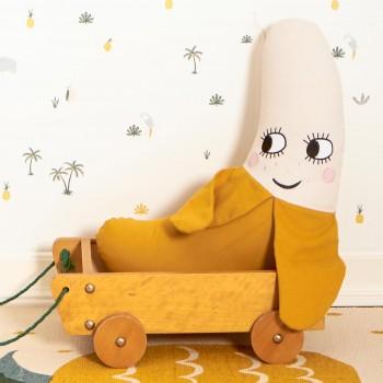 Kuschelkissen Banane 35 cm