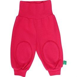 Mitwachsende Krabbelhose - rot