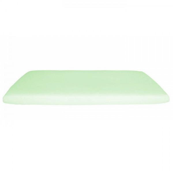 Bio Matratzenbezug für Kinder - 70x140 cm - grün