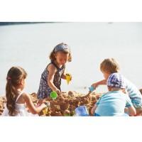Vorschau: Sandspielzeug Eistüte 4 Stück geschwungen