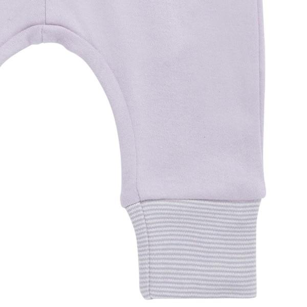 Bio Babyhose Interlock pastell