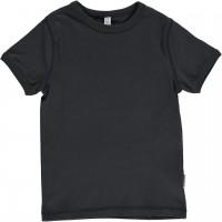 Uni Shirt kurzarm schwarz