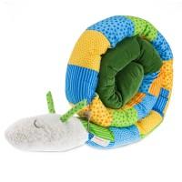 Grosse Lagerungskissen Babynest grün