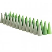 Mandala Green Cone 36-tlg. Set – ab 36 Monaten