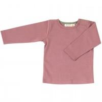 Edles rosa uni Shirt