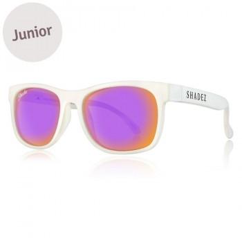 Kinder Sonnenbrille VIP 3-7 schadstofffrei weiss