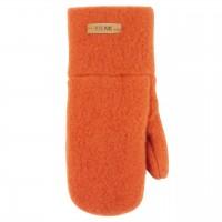 Terracotta Kinder Handschuhe Wolle