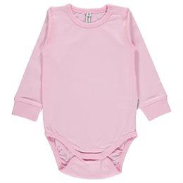 Bio Baby Body pastell rosa super soft