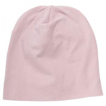 Edle rosa Beanie Übergangszeit