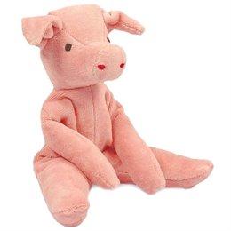 Bio Kuscheltier Schwein 30 cm