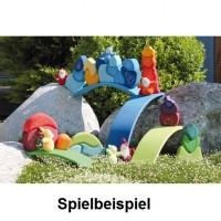 Vorschau: Zwiebel Häuschen ab Geburt Holzspielzeug
