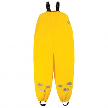Matschhose ungefüttert gelb