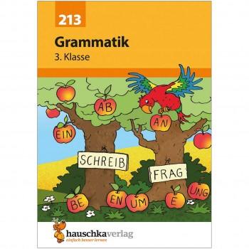 Deutsch Grammatik Übungsheft 3. Klasse