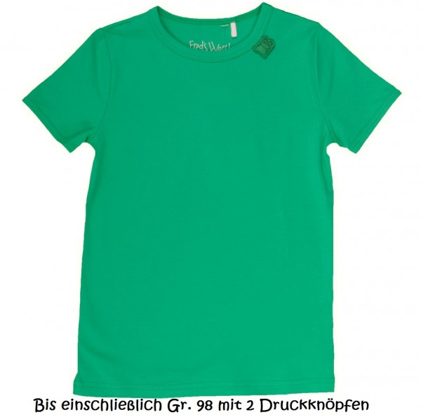Tolles Basic T-Shirt grün