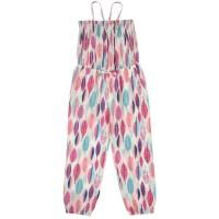 Vorschau: KITE Jumpsuit für Mädchen sommerlich mit Taschen