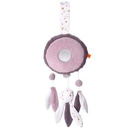 Kikadu Spieluhr rosa Traumfänger