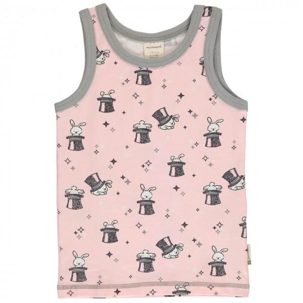Zauberhäschen Unterhemd in rosa