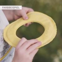 Vorschau: Kleiner super weicher Wurfring LOOP Frisbee grün