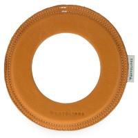 Kleiner super weicher Wurfring LOOP Frisbee ungefärbt