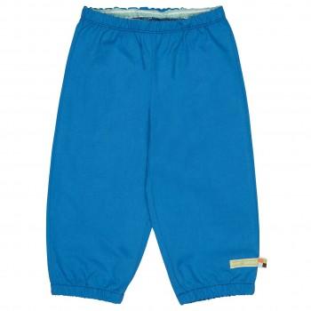 Leichte Outdoorhose blau - schmutzabweisend