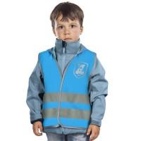 Sicherheitsweste My Buddy Guard blau