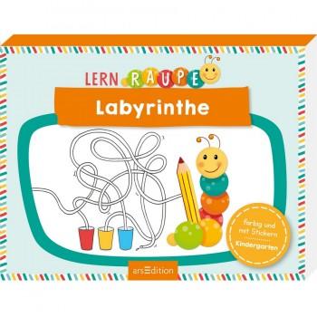 Labyrinthe ab 4 Jahre  Mitmachbuch