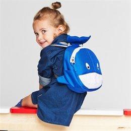 süsser Kindergarten Rucksack 1-3 Jahre ohne Zunge Wal Willi