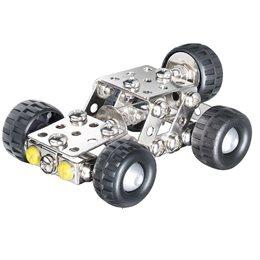 Metallbauset Kinder 6-8+ Jahre Jeep 120 tlg