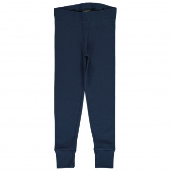 Bündchen Leggings unisex midnight