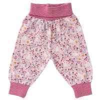 Babyhose Hühnerwiese rosa