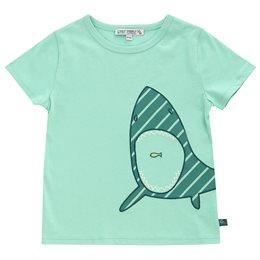 Hai T-Shirt mit  Aufnäher - tükis