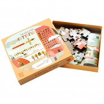 "Kinder Puzzle ""city & fun"" ab 5 Jahre"