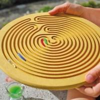 Wassertropfenlabyrinth ab 1 Jahr für Jung und Alt