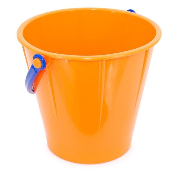 Grosser Sandeimer 2,5 Liter - orange