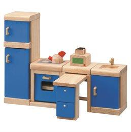 Zubehör Neo fürs Puppenhaus - Küche