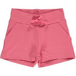 Mädchen kurze Sweat Shorts rosa-pink