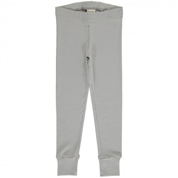 Bündchen Leggings in dusty grey