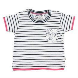 Robustes Fairtrade Bio T-Shirt Mädchen