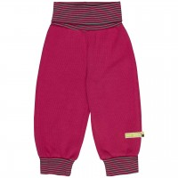 Softe Jogginghose Basic beere
