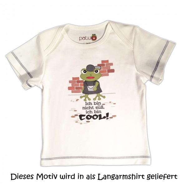 "Langarm-Shirt Patu ""Ich bin cool"""